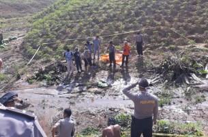 Tim Forensik Polda-Polres Bongkar Kuburan Gadis Korban Pembunuhan dan Perkosaan
