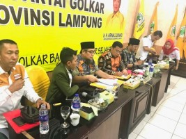 Tim Kampanye Jokowi - Ma'ruf Amin Lampung Diserahkan Besok