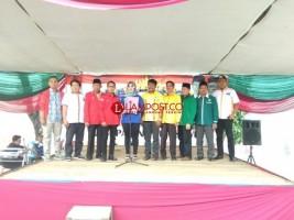 Tim Kampanye Jokowi-Makruf Dideklarasikan di Pringsewu