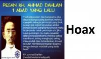 Tim Kampanye Nasional Jokowi-Ma'ruf Ajak Warga Simpati Bukan Sebar Informasi Bohong