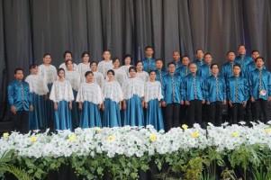 Tim LP3KD Lampung Boyong Dua Emas Pesparani