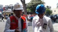 Tim P2TL Sweeping Meteran Rumah di Bandar Lampung