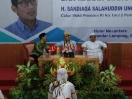 Tim Pemenangan Prabowo - Sandi Akan Kerja Keras di Lampung