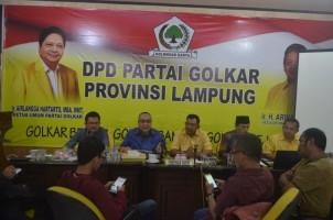 Tim Pemenangan Saburai Provinsi Lampung untuk Jokowi-Ma'ruf akan Deklarasi