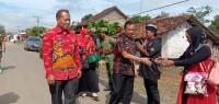 Tim Penilai Lomba Desa KunjungiSumber Agung