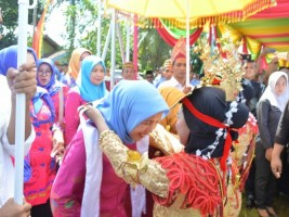 Tim Penilai Lomba Pola Asuh Anak Kunjungi Kabupaten Tanggamus