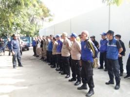 Tim Relawan Tagana Lampung Sampai di Palu