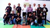 Tim Robot UBL Siap Ikuti KRI 2019