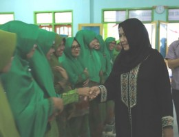 Tim Safari Ramadan Pemkab TulangbawangKunjungi Masjid Jami Raudatul Jannah