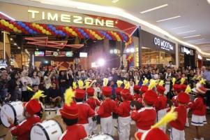 Timezone dan Play 'N' Learn, Hadir Lippo Mall Kemang
