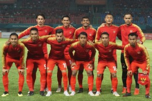 Timnas Indonesia Bungkam Klub Australia