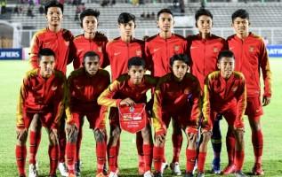 Timnas U-16 Pesta Gol ke Gawang Brunei