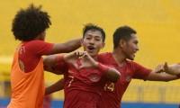 Timnas U-18 Libas Timor Leste 4-0