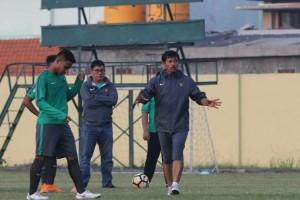 Timnas U-19 Siapkan Pola Menyerang Lawan Singapura