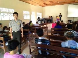 Tindaklanjuti Commander Wish Kapolda,  Polres Lambar Patroli Pelaksanaan Ibadah