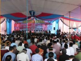 Tingkatkan Keimanan dan Pererat Silaturahmi, Polres Tanggamus Gelar Tablig Akbar