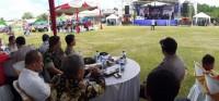 Tingkatkan Partisipasi Masyarakat, KPU Mesuji Gelar Konser Musik