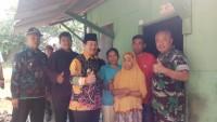 Tinjau Pelaksanaan TMMD, Wali Kota Tambah Bantuan Bedah Rumah di Sinar Harapan