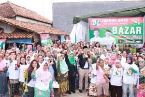 TKN: Daya Beli terjaga, Masyarakat Jabar Pilih Jokowi Amin