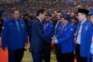 TKN: Komunikasi Jokowi dengan SBY Maupun AHY Baik