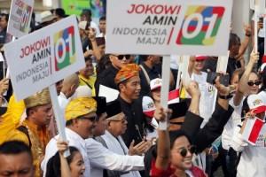 TKN: Puncak Kampanye Jokowi-Kiai Ma'ruf di GBK Cerminan Konsolidasi Gotong Royong