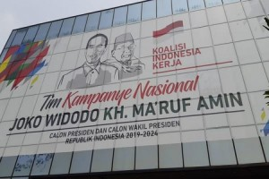TKN-Relawan DC Pro Jokowi Yakinkan Jokowi Menang di AS