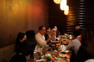 TKN Sambangi Mahasiswa Indonesia di Washington