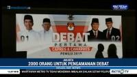 TKN Sebut Debat Capres Pertama Pengaruhi Survei