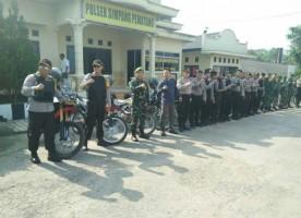 TNI Polri Mesuji Kembali Patroli Gabungan