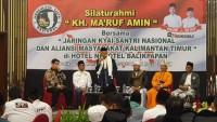 Tokoh Agama Balikpapan Deklarasikan Dukungan untuk Jokowi-Ma'ruf Amin