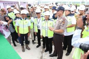 Akhirnya Tol Bakauheni-Terbanggi Besar Selesai, Lampung-Palembang Ditargetkan Tersambung Akhir Juni