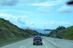 Tol Baterpang Tawarkan Panorama Alam