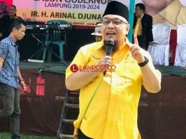 Tony Eka Chandra Sayangkan Rekomendasi dari BK DPRD