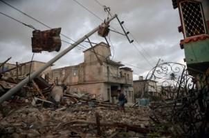 Tornado Tewaskan 3 Orang di Havana