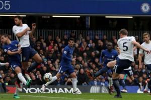 Tottenham Hotspur vs Chelsea: Saling Gesek di Derby London