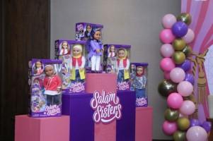 Toys Kingdom Hadirkan Mainan Salam Sisters