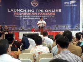 TPS Online Tingkatkan Pendapatan IPC Panjang
