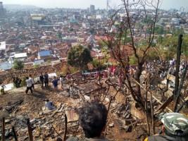 Tragedi Kebakaran Kaliawi, Balita Sampai Kejang-kejang Melihat Api