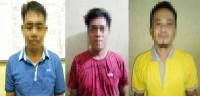 Transaksi Sabu di Karaoke Julian, 3 Pria Ini Ditangkap Polisi