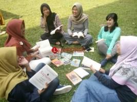 Tukar Baca Tebarkan Semangat Literasi