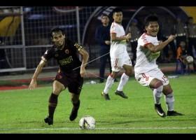 Tumbang 0-4, Badak Lampung Jadi Juru Kunci