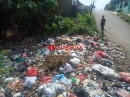Tumpukan Sampah Jadi Persoalan di Kotaalam