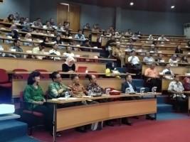 UBL Gelar Workshop Penyelesaian Sengketa Bisnis dan Konstruksi