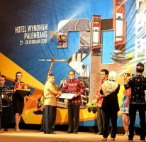 UBL Raih Penghargaan Program Percepatan Sertifikasi Kompetensi Kerja se-Sumbagsel