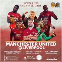 UICL Gelar Nonton Bareng Laga Big Match MU Vs Liverpool