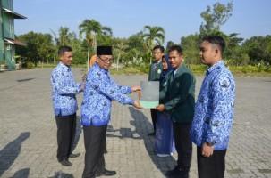 UIN Beri Penghargaan Kepada Mahasiswa Berprestasi Kejuaran Pencak Silat Tingkat Asean