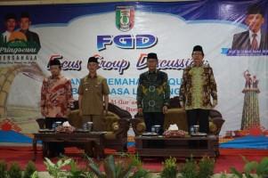 UIN dan Pemkab Pringsewu  Bahas Terjemahan Alquran Bahasa Lampung
