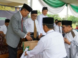 UIN Galang Dana Kemanusian Gempa Lombok