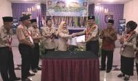 UIN--Kwarda Lampung Tandatangani MoU