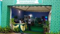 UIN Raden Intan Lampung Buka Stan Layanan Informasi di Lampung Fair 2018